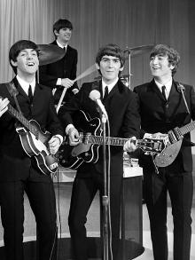 Mais dois vídeos raros de Beatles, agora com Mick Jagger e Keith Richards