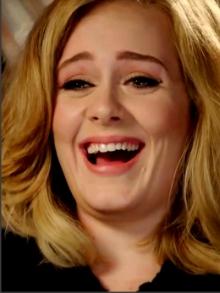 Adele libera trecho de nova faixa; escute aqui