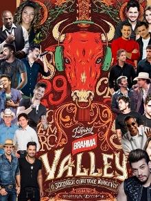 Festival de Música Brahma Valley. Veja as atrações sertaneja e pop