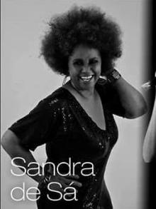 show Sandra de SáFortaleza/CE