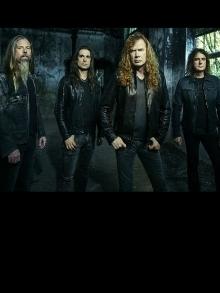 Megadeth libera a música nova