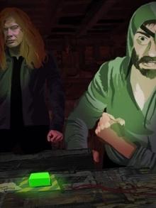 Megadeth lança clipe de animação de 'Dystopia'. Assista aqui