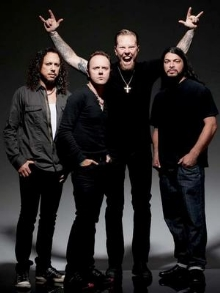 Metallica faz show antes do Super Bowl e irá transmitir ao vivo