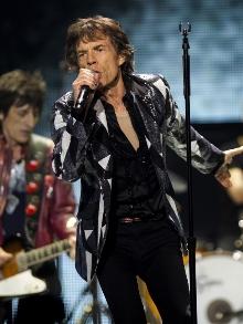 Escolha uma música para os Rolling Stones tocarem no show do Rio
