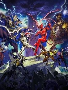 Iron Maiden libera trailer de novo game para celular