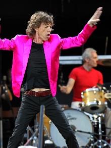 Rolling Stones anunciam que farão show gratuito em Cuba