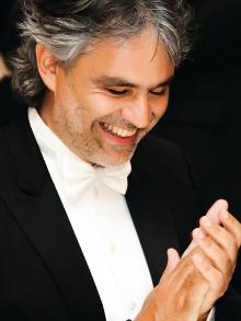 A Bocelli fará show extra em São Paulo; Lionel Richie também está aqui