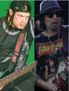 Phil Campbell, do Motorhead  se apresentará com Trujillo, do Metallica