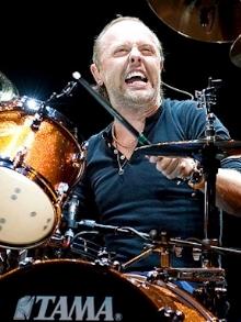 Metallica deve lançar disco ainda esse ano, diz baterista Lars Ulrich