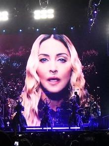 Madonna libera vídeo da turnê 'Rebel Heart', que arracadou milhões