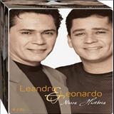 Leandro & Leonardo - Nossa História- CD4