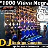 Dj Rodrigo Campos - F-1000 Viuva Negra