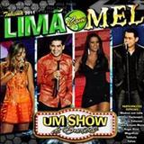 Limão Com Mel - Limão com Mel - DVD - Um Show de Emoções