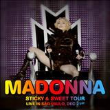 Madonna - Sticky&Sweet Tour (Live in SP - 21/12/2008)
