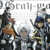 Animes - D.Gray Man
