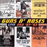 Guns N Roses - Live Era 87-93