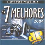 Melhores jovem pan  - As melhores da pan 2004 cd1