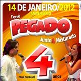 Forró Pegado - forro pegado 2011