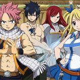 Animes - Fairy Tail