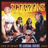 Scorpions - Live In Spain