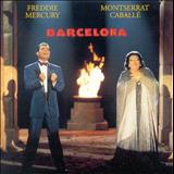 Freddie Mercury - Freddie Mercury & Montserrat Caballe - Barcelona