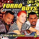 Forro Boys - FORRO BOYS VOL.3   2011