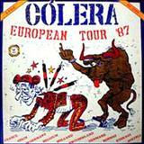 Cólera - European Tour 87