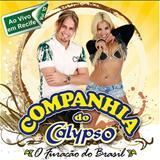 Companhia do Calypso - Companhia do Calypso - Vol.10 - Ao vivo em Recife