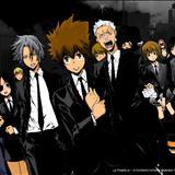 Animes - Katekyo Hitman Reborn