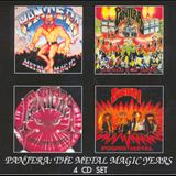 Pantera - The Metal Magic Years (4 CD set)