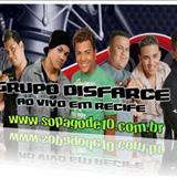Grupo Disfarce - Grupo Disfarce - Ao Vivo Em Recife