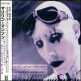 Marilyn Manson - The Beautiful People (single Japanese)