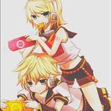 Hatsune Miku - Rin & Len