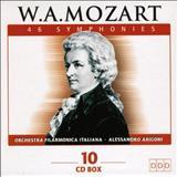 Wolfgang Amadeus Mozart - Mozart - 46 Symphonies - CD 10