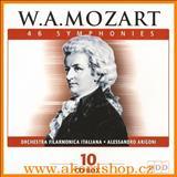 Wolfgang Amadeus Mozart - Mozart - 46 Symphonies - CD7