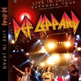 Def Leppard - Live In Japan - Euphoria Tour