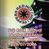 By The Way - Fuji Rock Festival - [Bootleg Não Oficial]