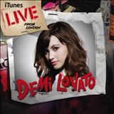 Demi Lovato - iTunes Live from London - EP