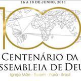 Vanilda Bordieri - 100 anos da assembleia de deus no brasil