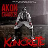 Akon - The Koncrete Mixtape-2012