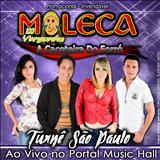 Moleca 100 Vergonha - Moleca 100 Vergonha - Promocional Turnê São Paulo (Dezembro 2012)