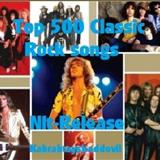 500 CLASSIC ROCK SONGS