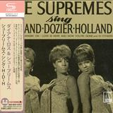 The Supremes - Sing Holland-Dozier-Holland (Japanese SHM-CD Remastered Reissue 2012)