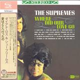 The Supremes - Where Did Our Love Go (Japanese SHM-CD Remastered Reissue 2012)