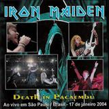 Iron Maiden - Death in Pacaembu [Bootleg]
