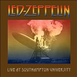 Rock And Roll - Live at Southampton University