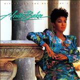 Anita Baker -  Giving You The Best That I Got