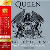 We Are The Champions - Queen - The Platinum Collection Red Special Edition (2011) CD1