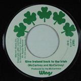 Paul McCartney - Give Ireland Back To The Irish^45 (single)