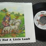 Paul McCartney - Mary Had A Little Lamb^45 (single)